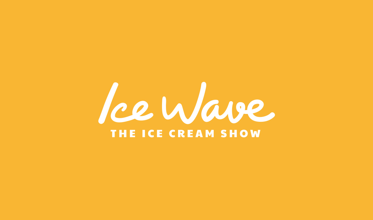 Ice Wave | Logo