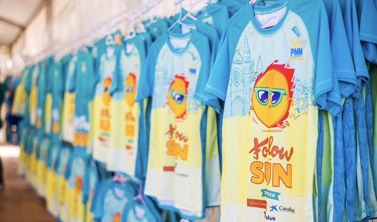 Camiseta Marató Palma 2016