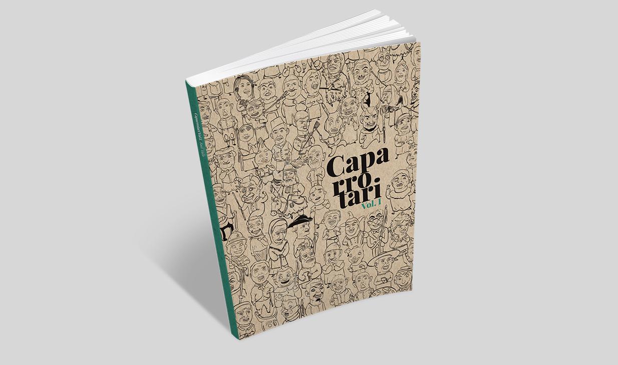 Llibre Caparrotari Vol. I
